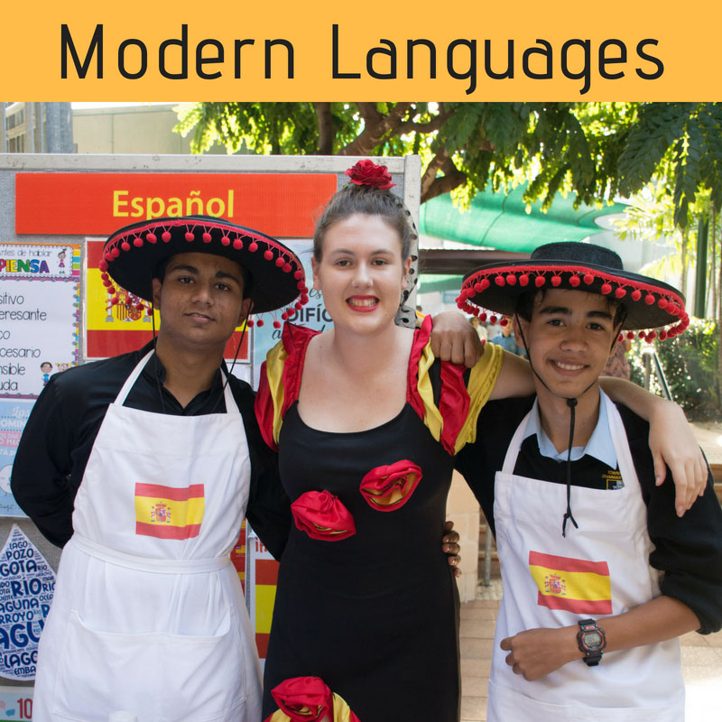 Modern Languages at Townsville Grammar School