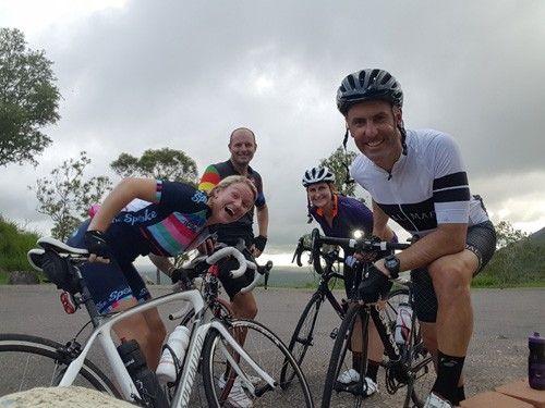 Townsville Teacher To Ride From Brisbane To Sydney To