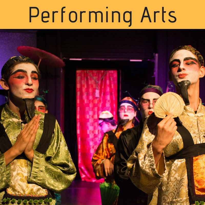 Performing Arts at Townsville Grammar School