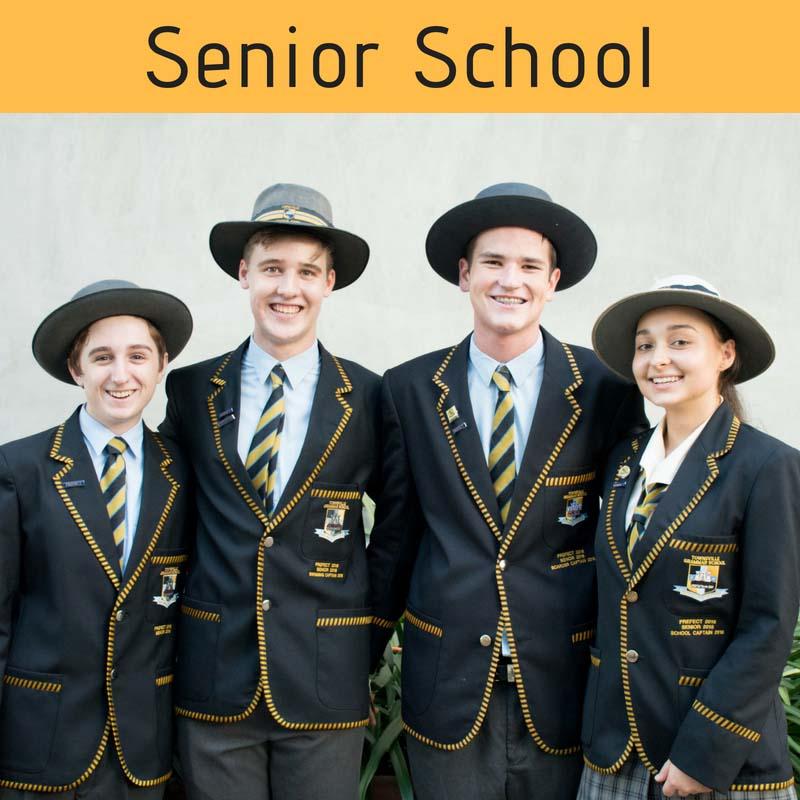 Townsville Grammar Senior School