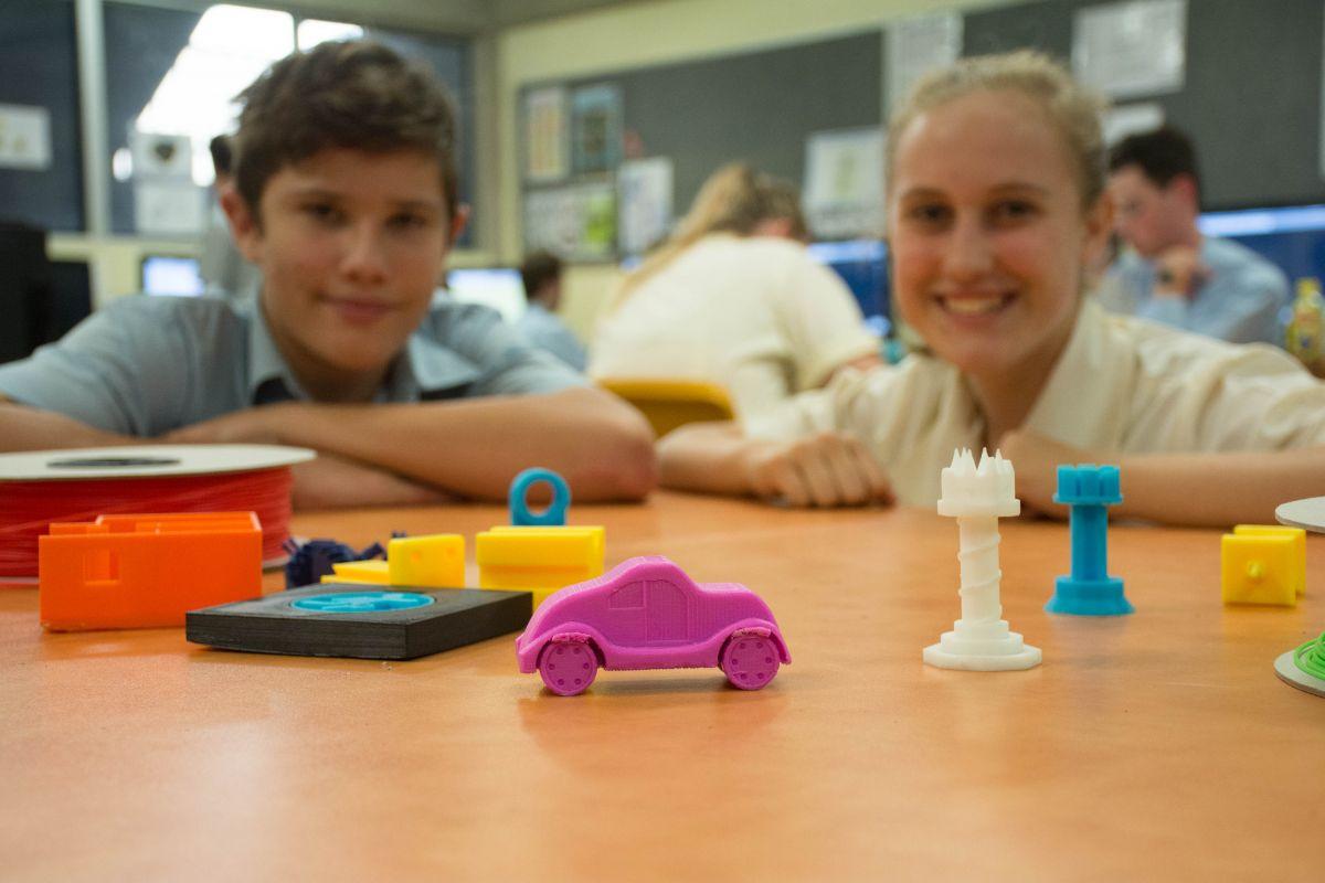 STEM - 3D Printing