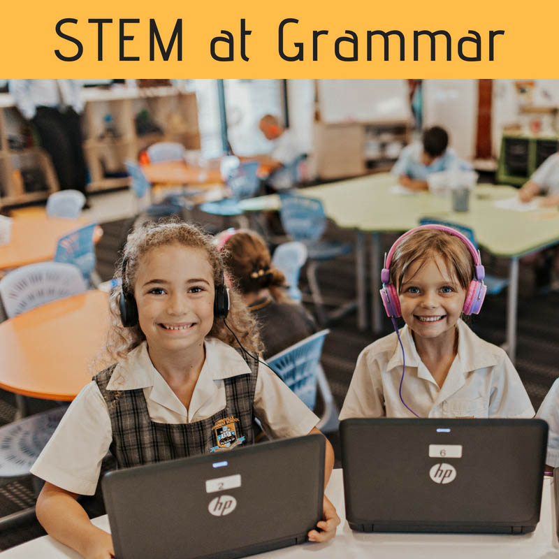 STEM at Townsville Grammar School