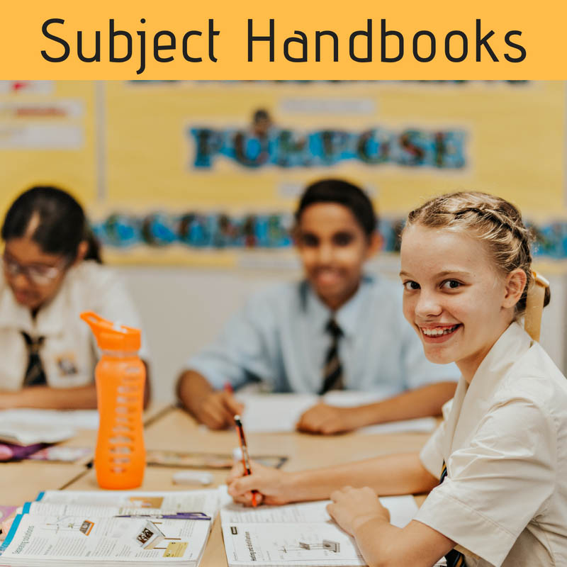 Townsville Grammar School Subject Handbook