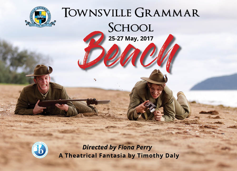 Townsville Grammar School Beach Production