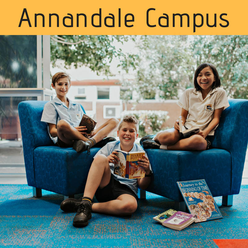 Townsville Grammar Junior School Annandale Campus