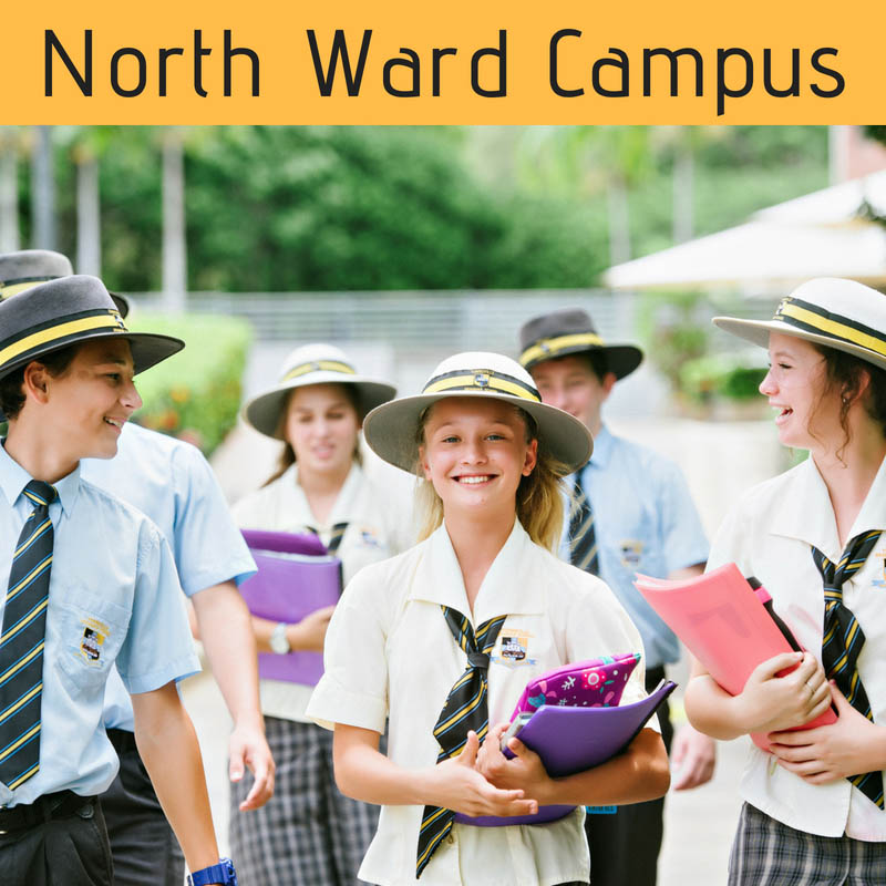 Townsville Grammar Middle and Senior School North Ward Campus