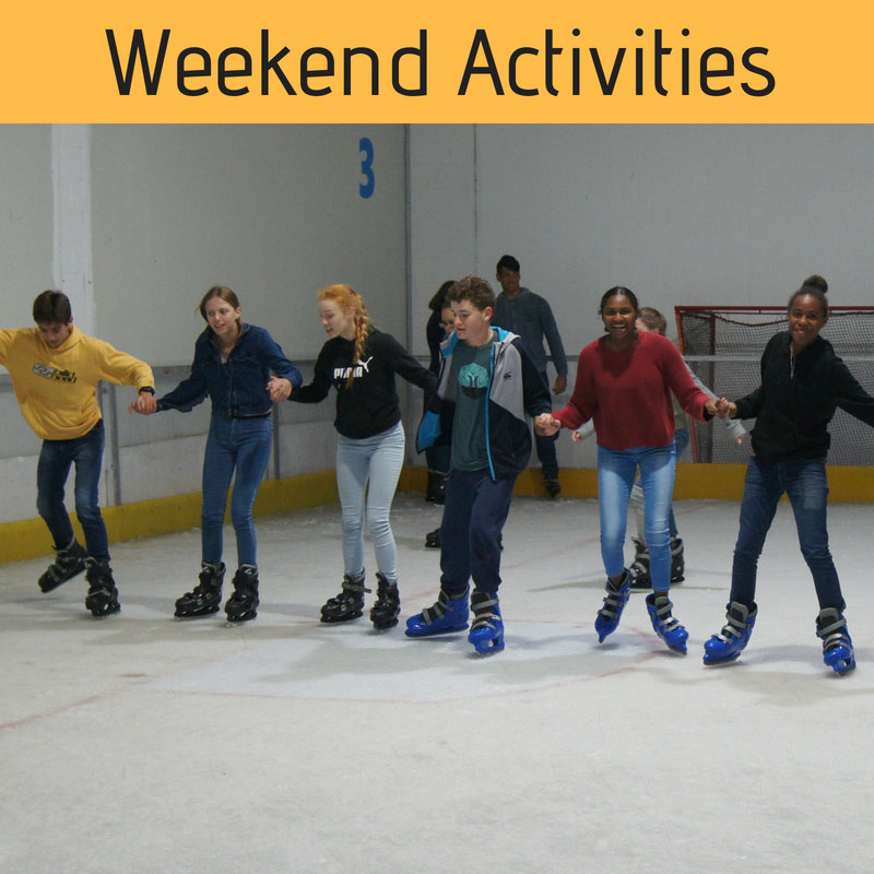Best boarding school weekend activities