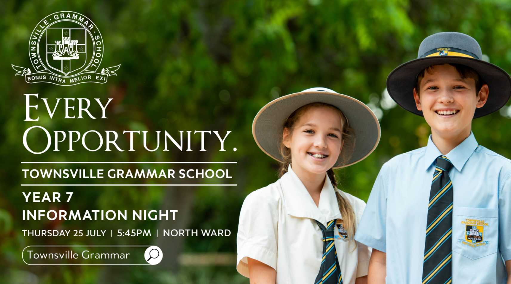 Year 7 Information Night