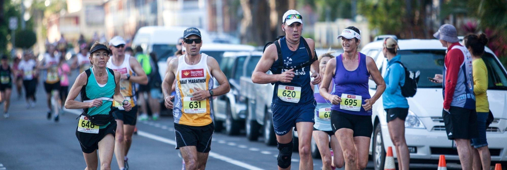 Half Marathon Holiday