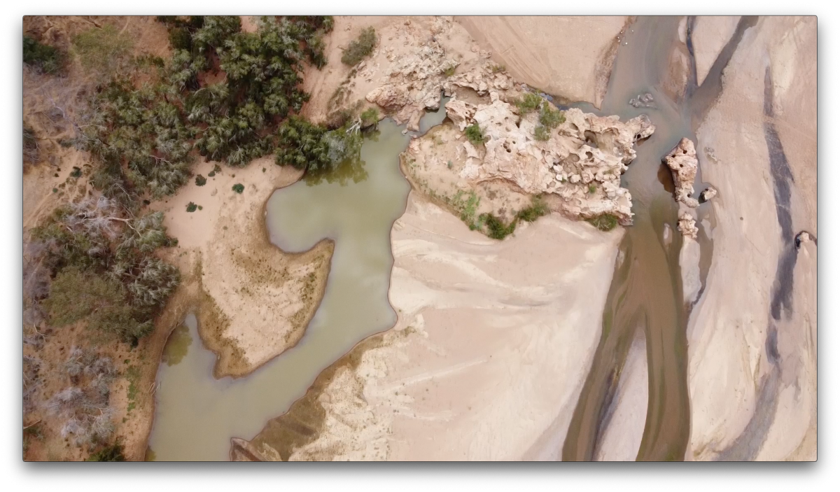 Hells Gates Dam Site
