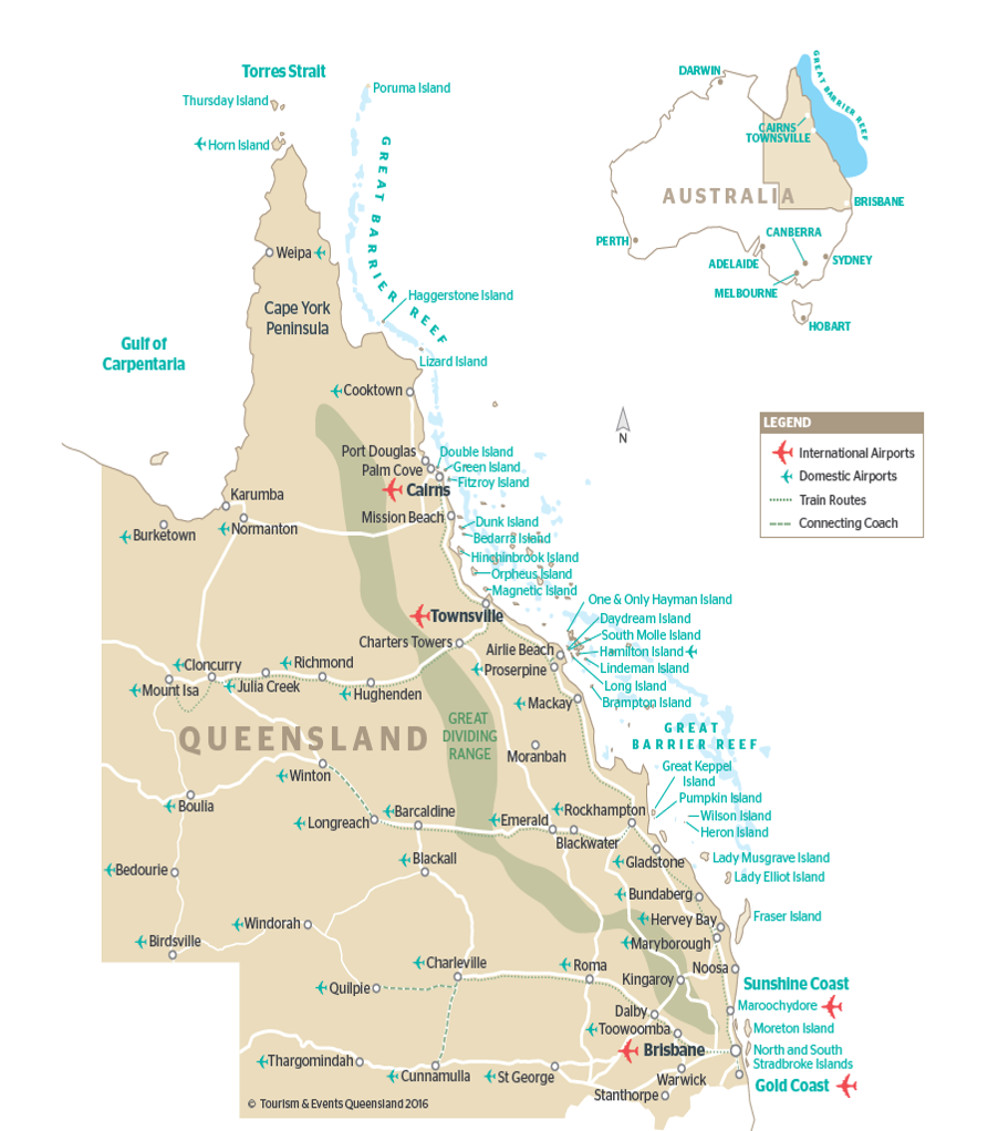 Edutourism Townsville Enterprise