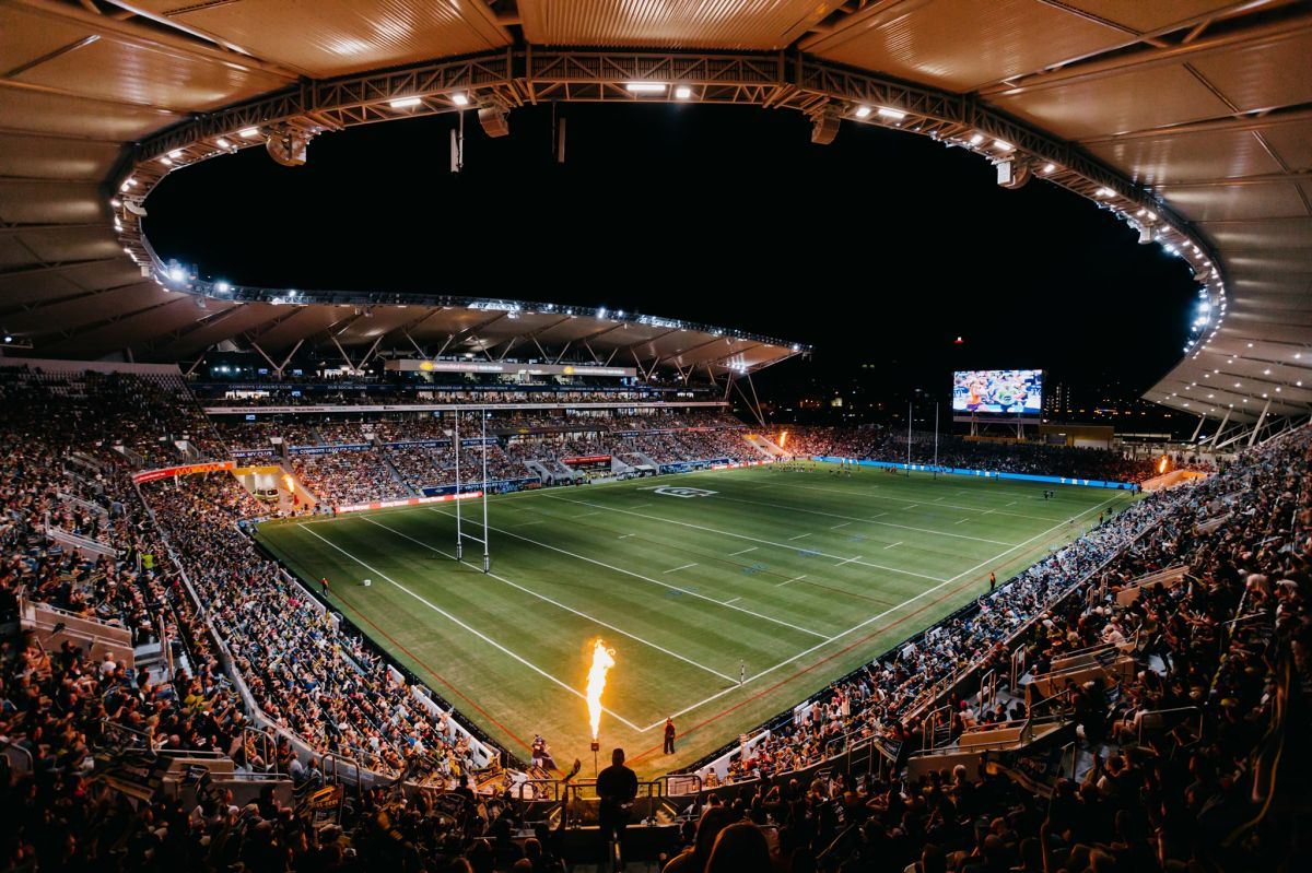 Image credit: Queensland Country Bank Stadium