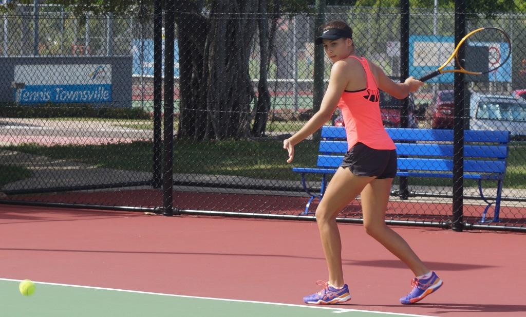 Tournament Training Squad  orange girl