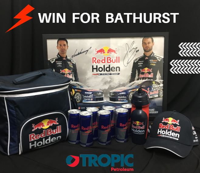 WIN- A HOLDEN BATHURST 1000 PACK!