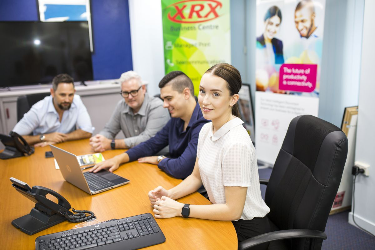 XRX Business Centre helps you get more customers