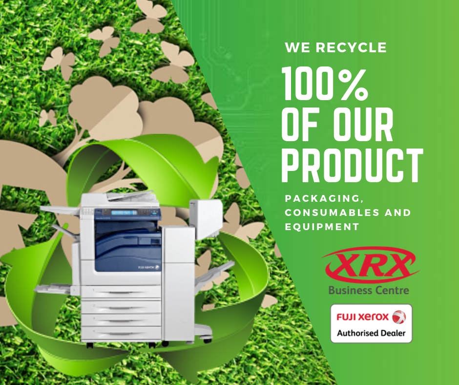 XRX Recycle machines