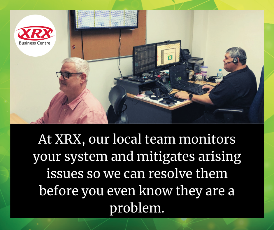 XRX Voice monitor your phone system