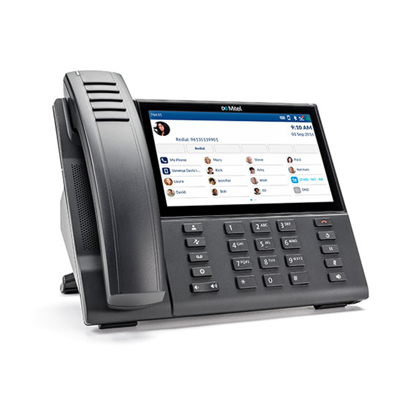XRX Voice can relocate your work phone