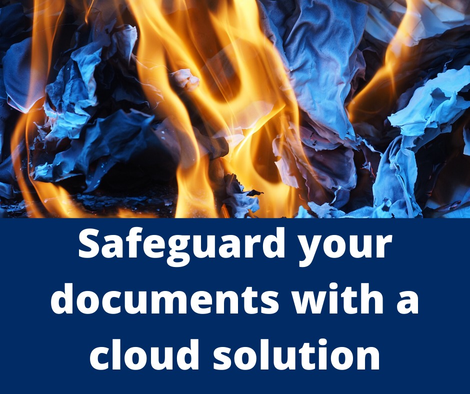 Keep your documents and archives safe with XRX Scanning Solutions