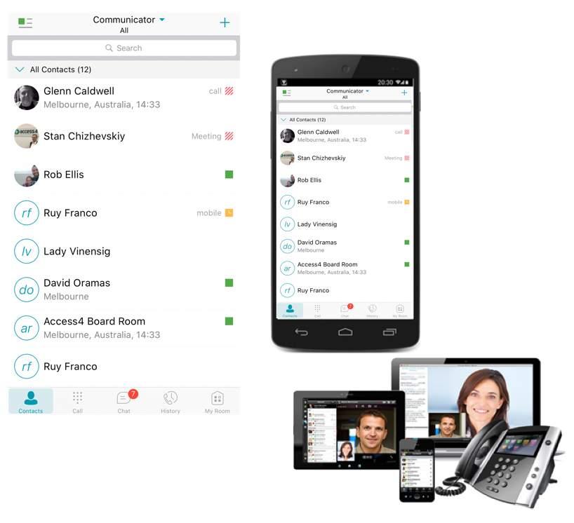 XRX Voice Softphone add on