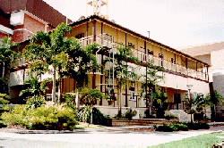 Original AITM Building in Townsville.