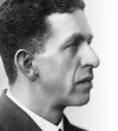 Portrait of Dr Anton Breinl