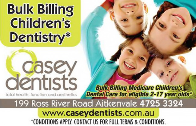Bulk billing childern's dentistry