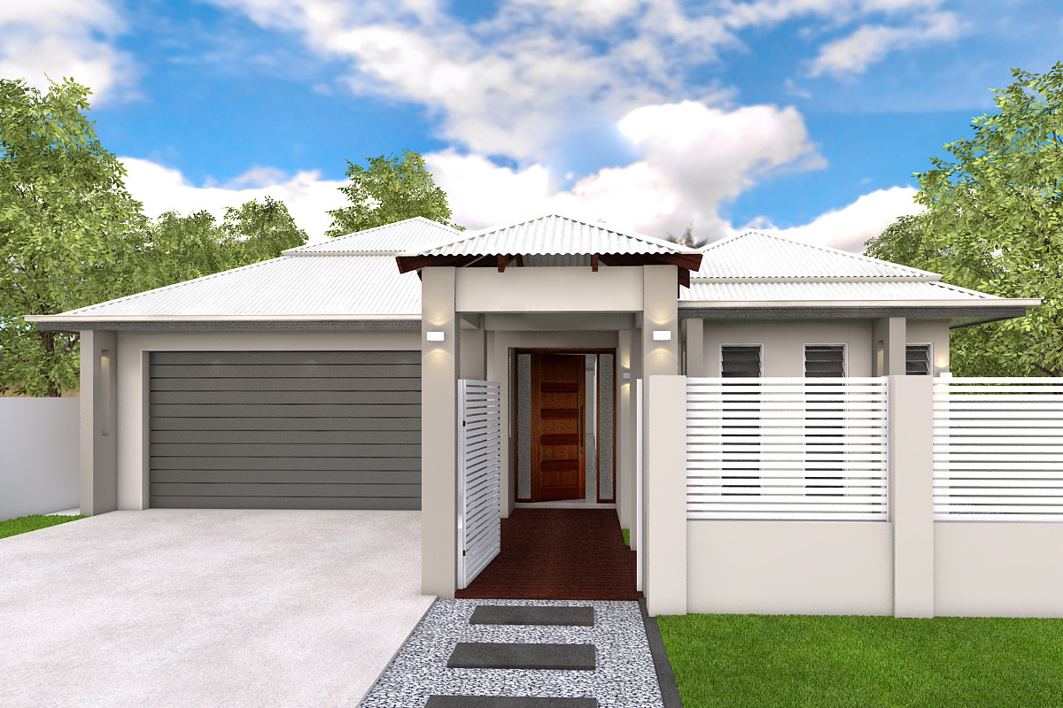 Display homes cairns cougar homes for Home designs cairns