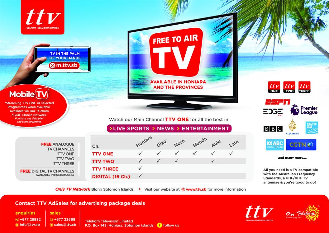 Eternal Tv Channels List