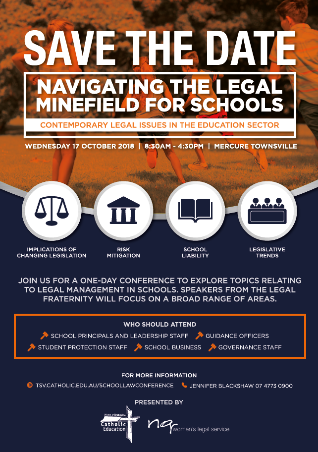 Save The Date - School Law Conference