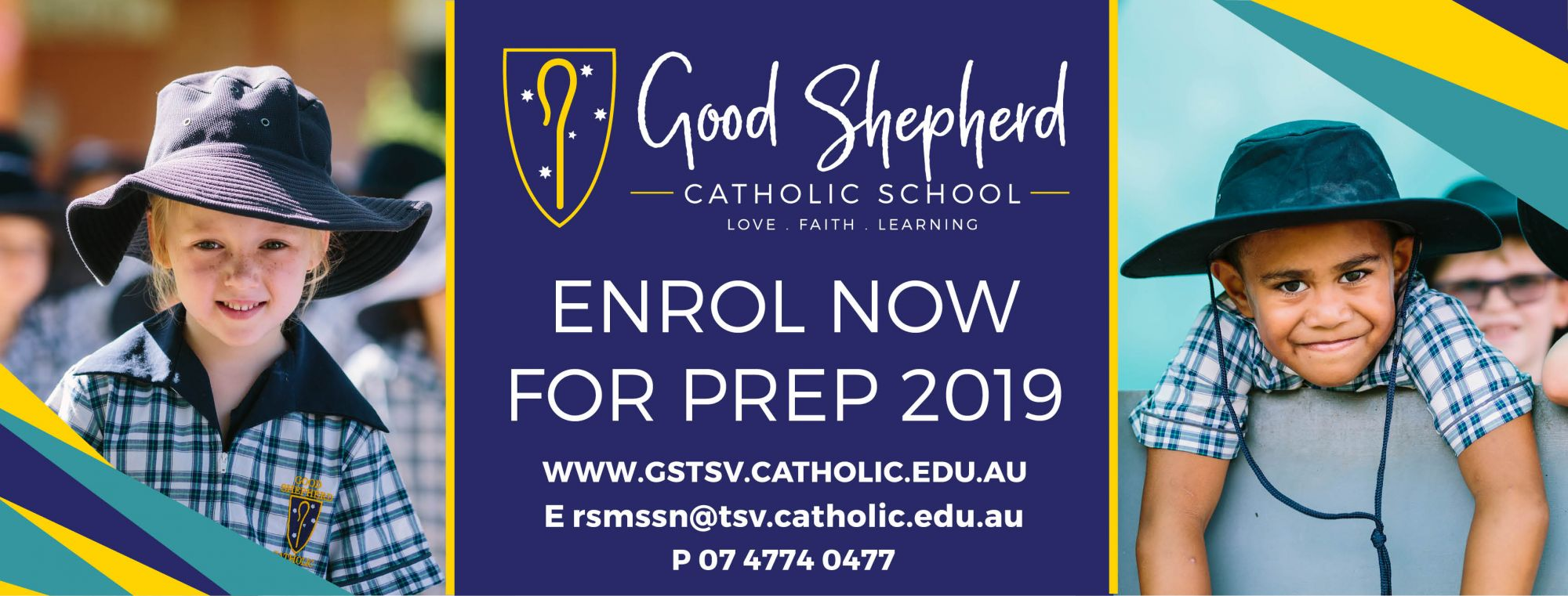 Enrol Now for Prep 2019
