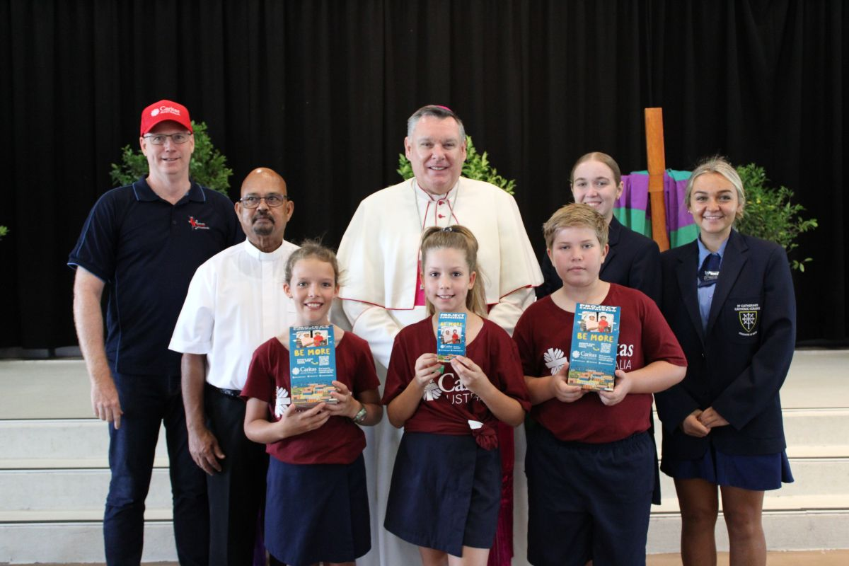 St Catherine's hosts Project Compassion Launch
