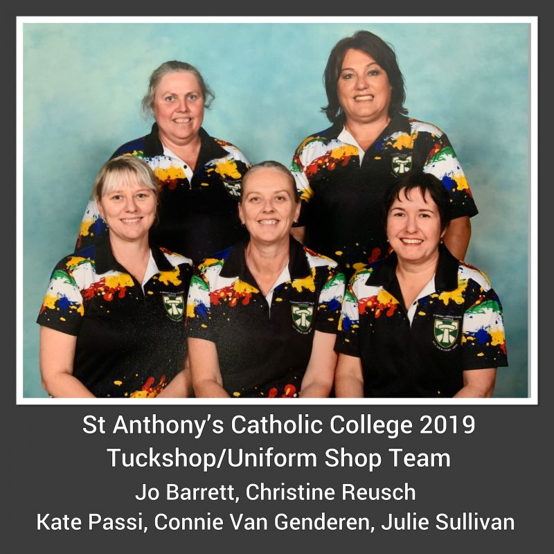 St Anthony's Catholic College | Tuckshop