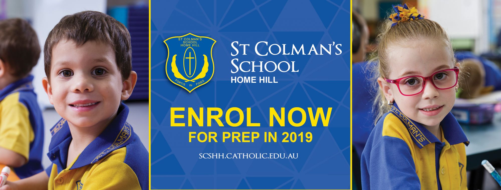 Enrolments for 2019 are now open!