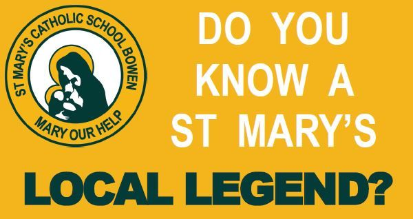 Click here to nominate a Local Legend.