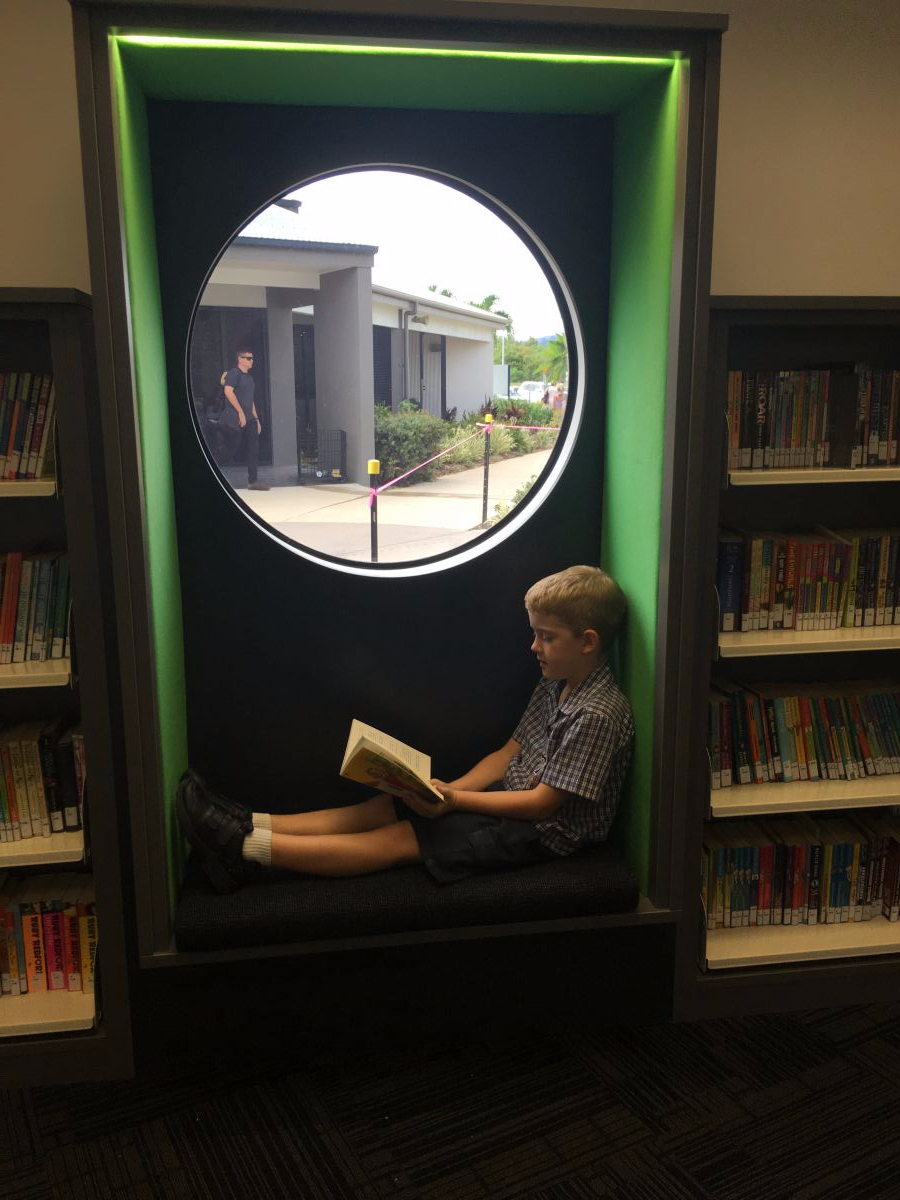 Library | St Clare's Catholic School, Burdell