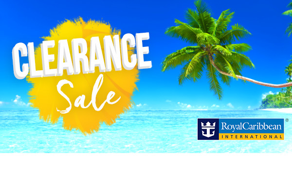 Clearance Sale! Save up to 40%! Receive up to $100 Onboard Credit