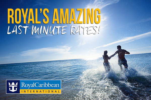 Amazing Last Minute Rates!!