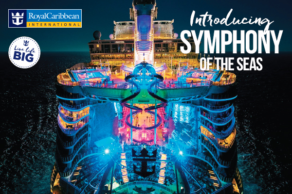 Introducing Symphony of the Seas!!