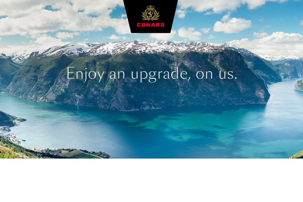 Enjoy an Upgrade on Us! Book Now!!