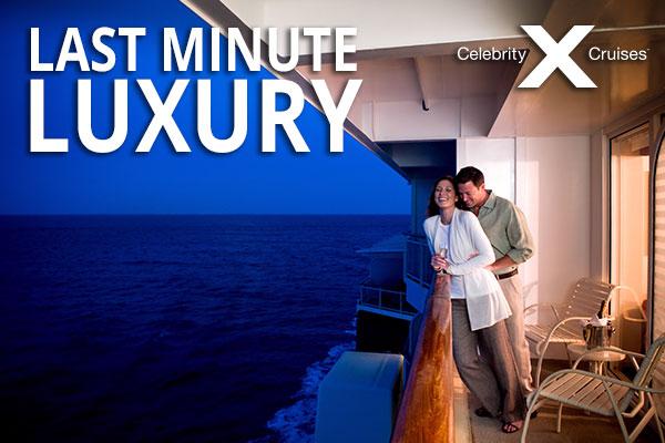 Last Minute Luxury!