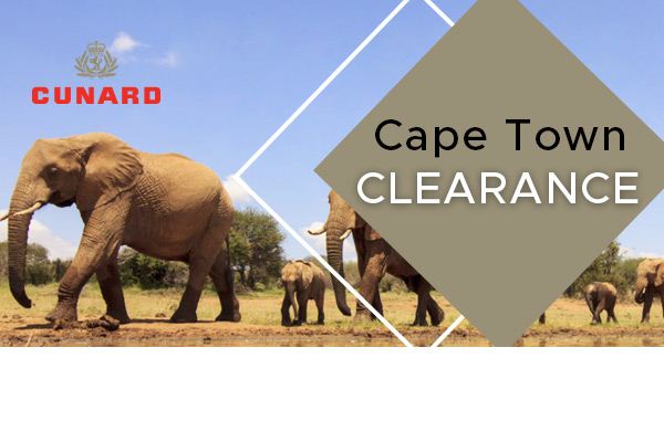 Cape Town Clearance Sale!!Great Savings & Reduced Deposits!