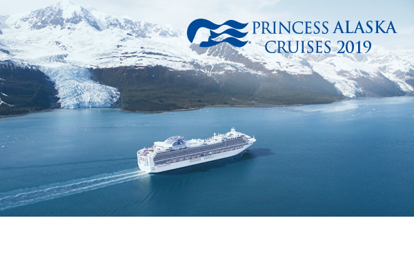 Princess Alaska Cruises 2019