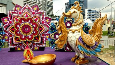 Deepavali Festival at Little India Singapore