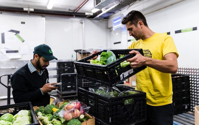 OzHarvest Food Rescue story