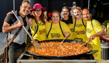 The OzHarvest Perth team