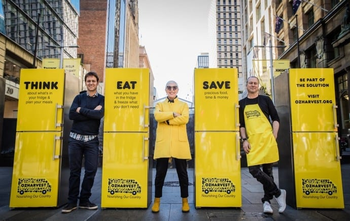 OzHarvest Sydney office