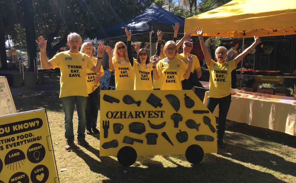 Welcome to OzHarvest Sunshine Coast where we are all about locals helping locals
