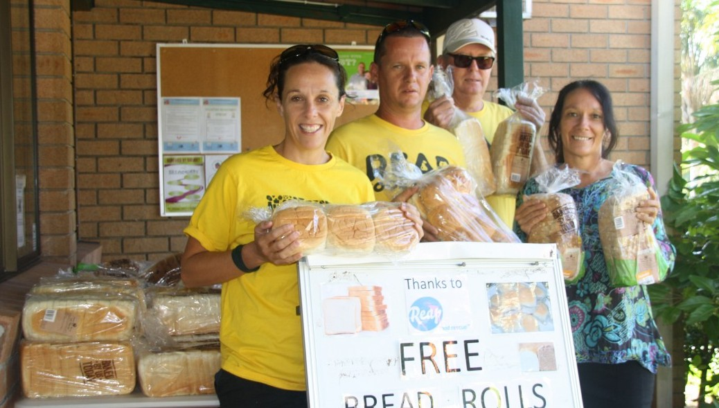 Bread is a vital support for our community centre partners
