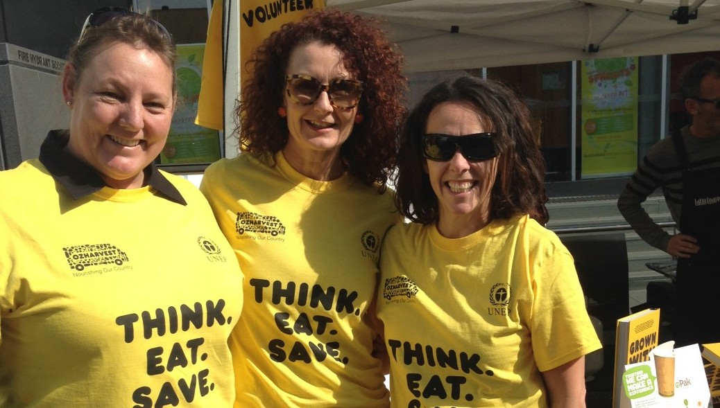 Think.Eat.Save 2015 was a brilliant education opportunity and shared community feast